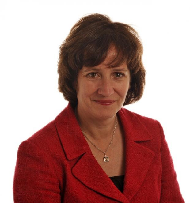 Bridget Fletcher, chief executive of Airedale NHS Foundation Trust