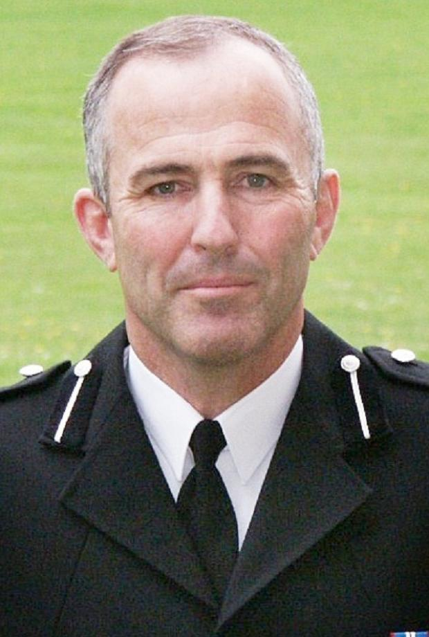 Chief Constable Tim Madgwick