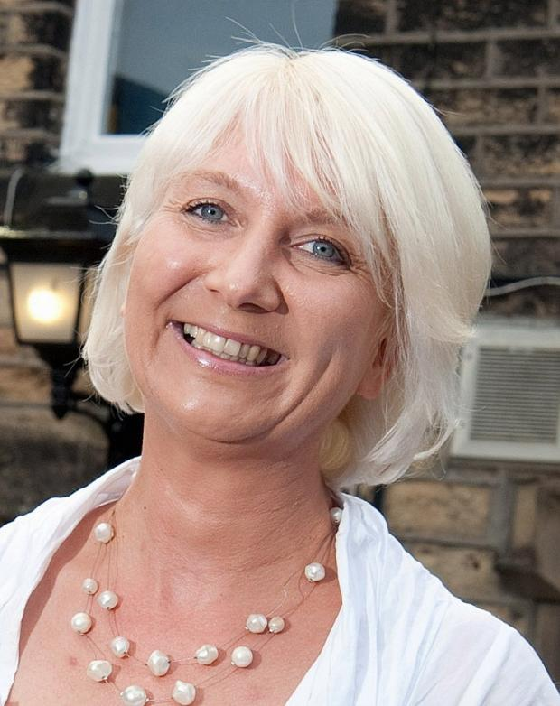 Heike Funke has been named best pub area manager
