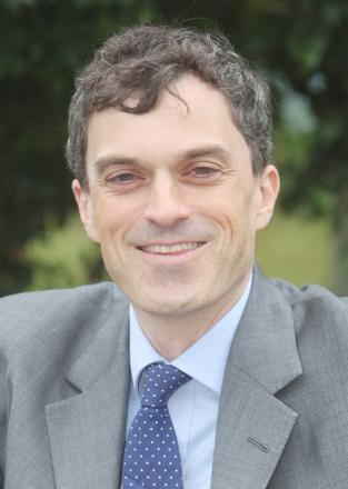 Skipton and Rippon MP Julian Smith