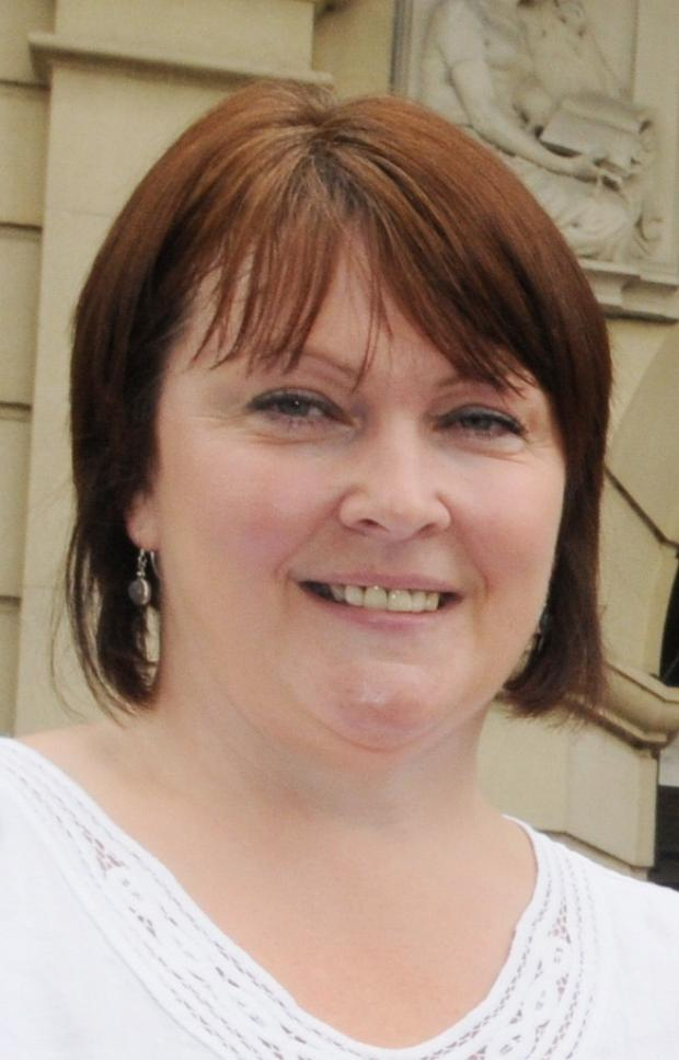 Debi Hawkins, service manager at The Carers Resource