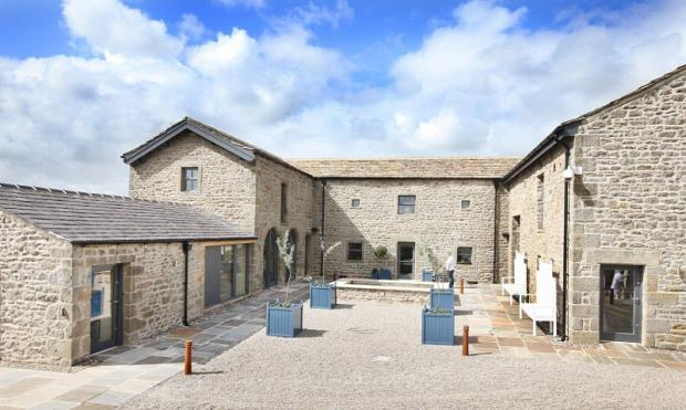 The Courtyard, based on the A65 approaching Settle