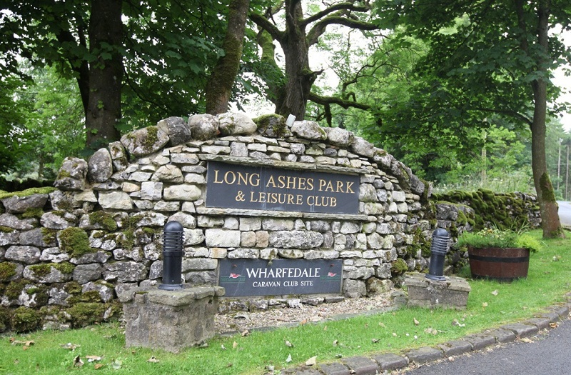 The pub is based at Long Ashes in Threshfield