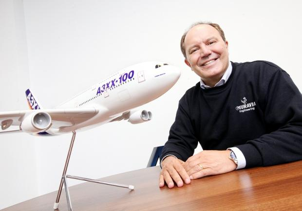 Euravia founder Dennis Mendoros has seen his company fly from humble beginnings to international success