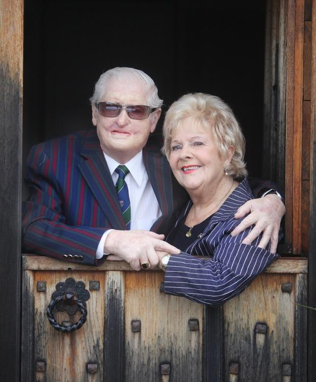 Peter and Shirley Procter