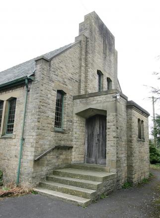 The Church Centre in Cononley