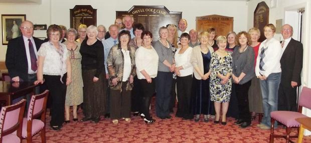 Earby and District Local History Society holds annual dinner
