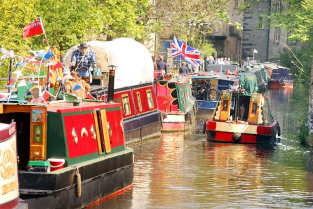 Skipton Waterway Festival