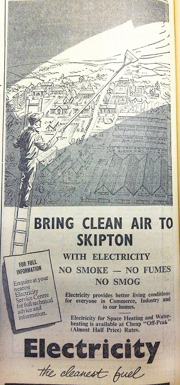 Smokeless zone debate stoked up strong feeling From Craven Herald – Map Smokeless Zones Uk