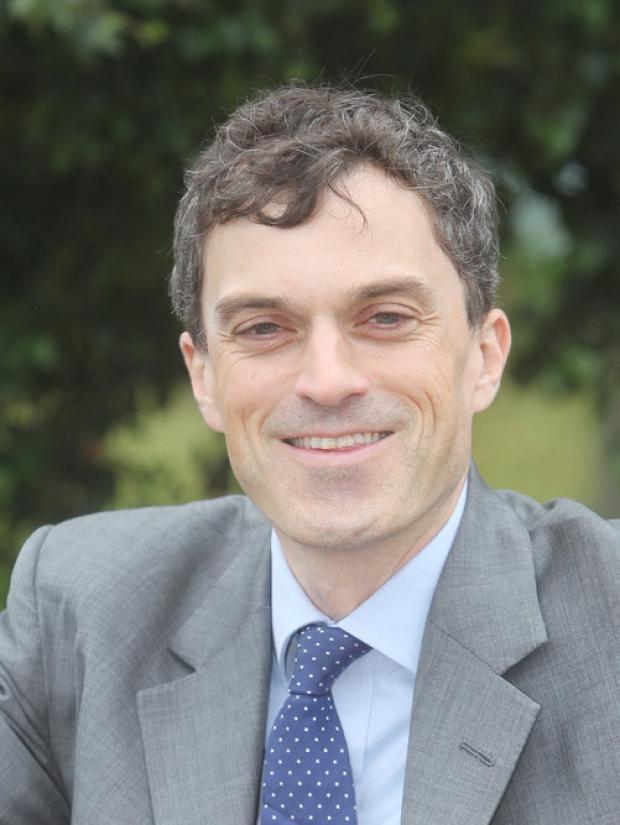 Craven Herald: Skipton MP Julian Smith