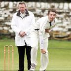 Opening bowler Ross Suri has started the season in fine form for Steeton