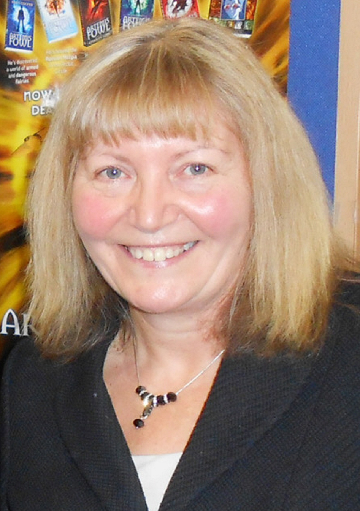 Jan Renou, executive headteacher of Skipton Girls' High School