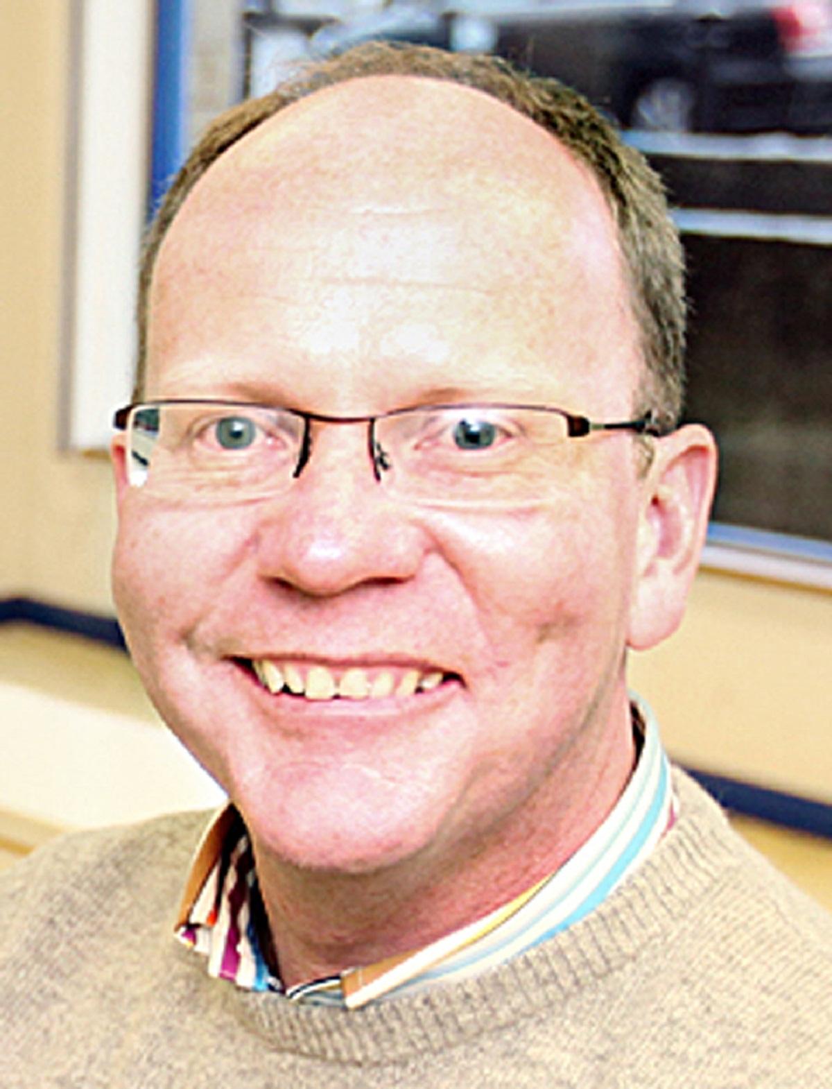 Craven Herald: Handpicked Hall owner Anthony Blackburn - 2742036