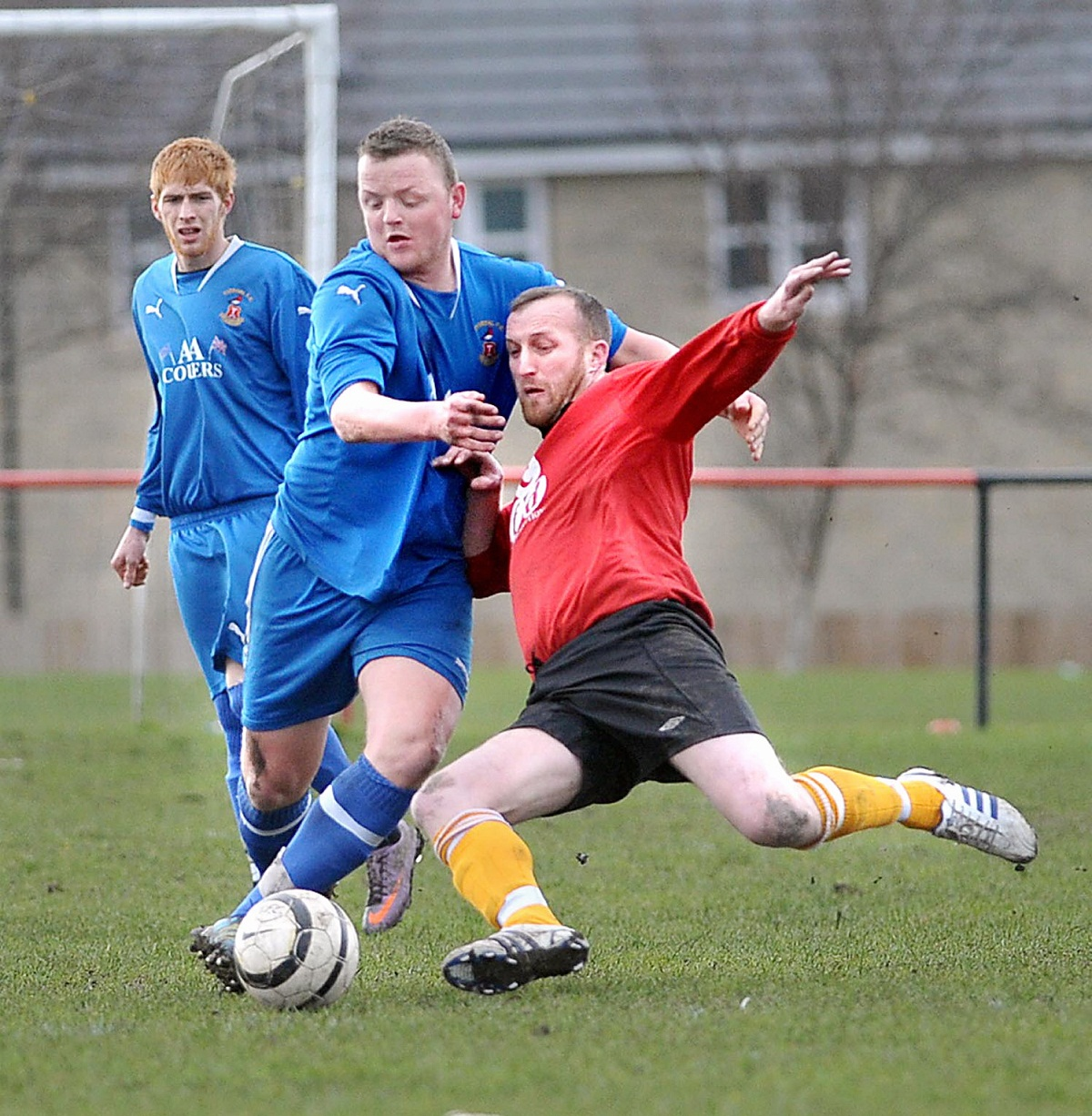 Tyersal's Glynn Beale is in the West Riding County Amateur League's representative squad