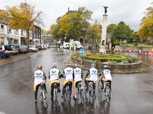 The Tour de France will pass along Skipton High Street