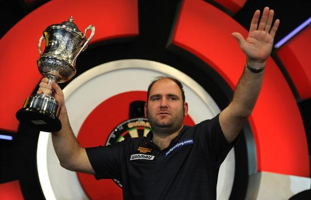 There will be no repeat Lakeside title this year for Scott Waites