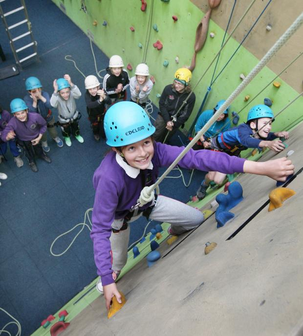 Craven Herald: Pupils take part in the 2013 competition