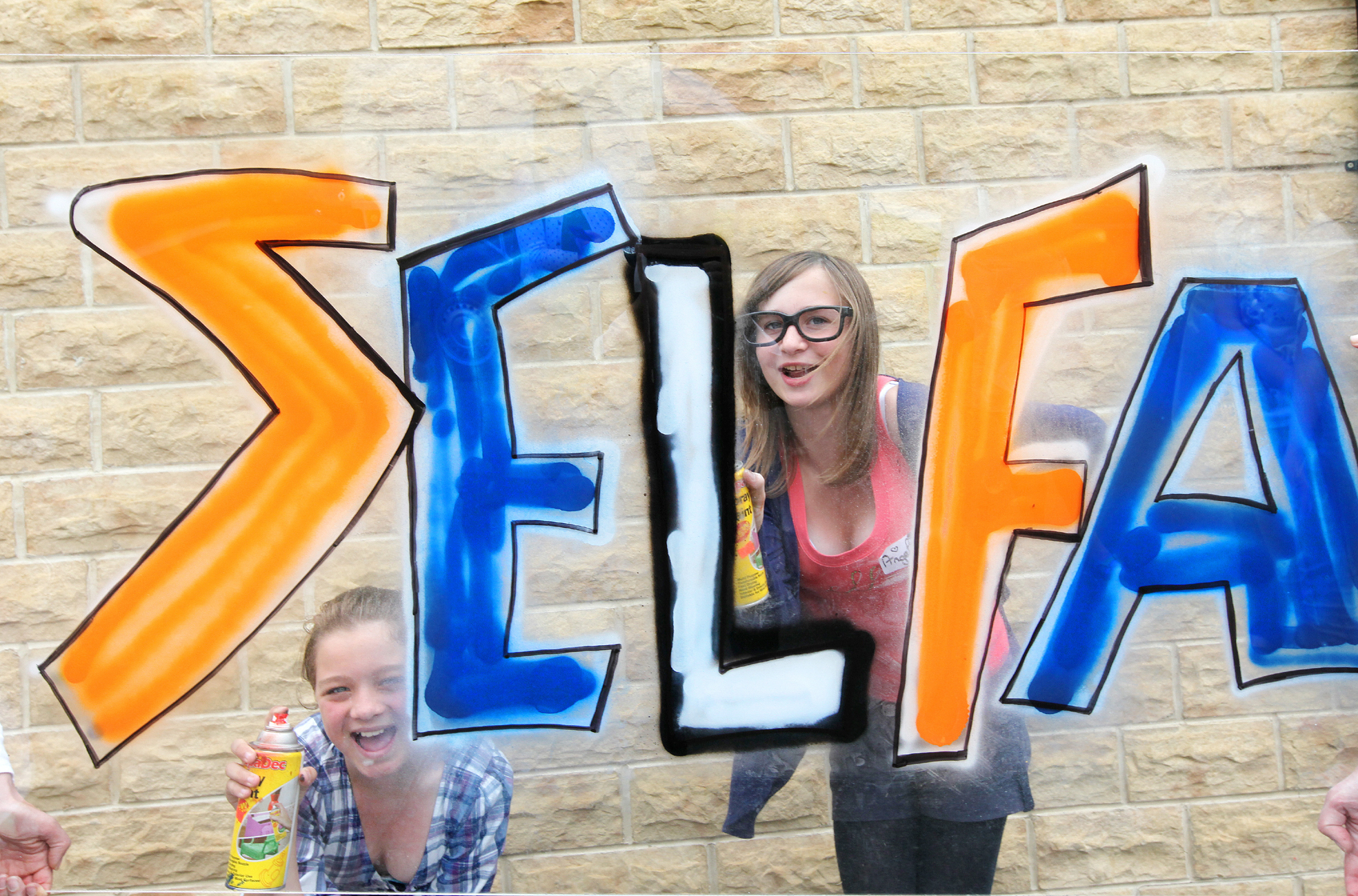 Fun, games, sport and support make for a busy year at SELFA