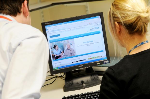 Airedale Hospital has launched a new website