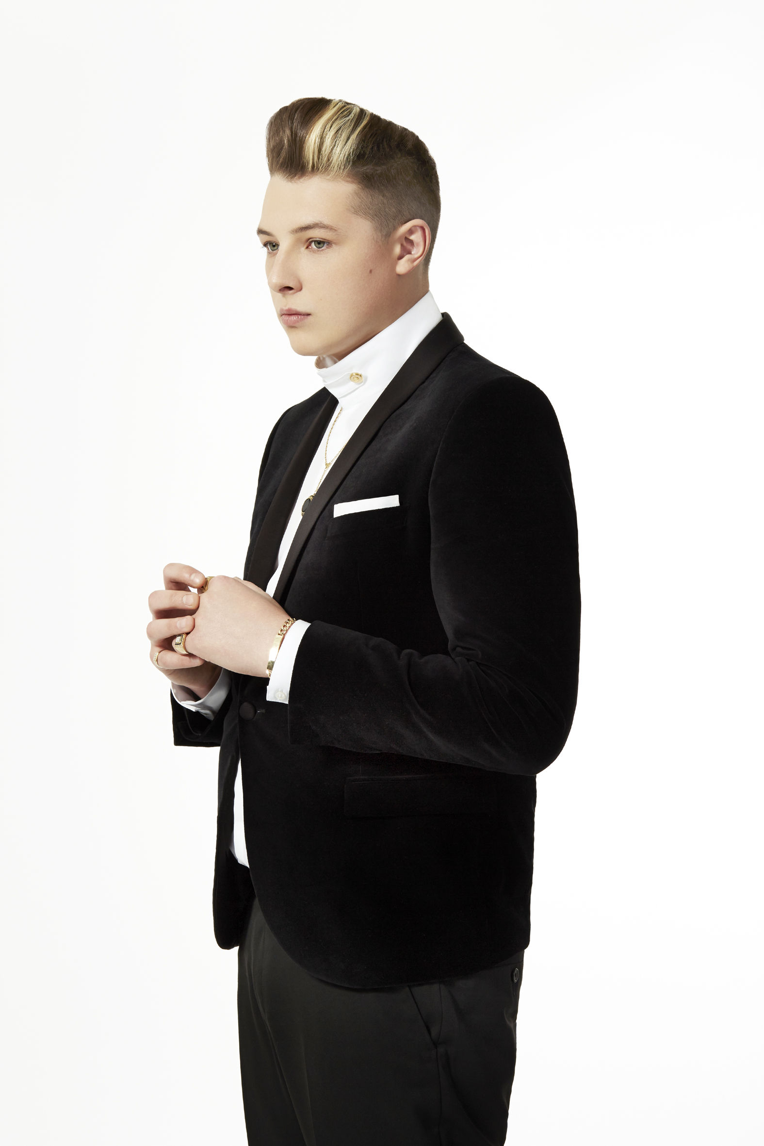Settle pop star John Newman