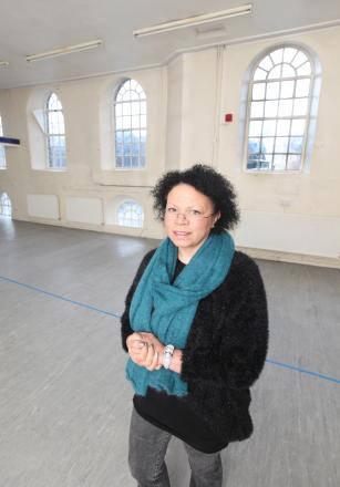 Stall holder Anita Omatseone is confident the new premises will work