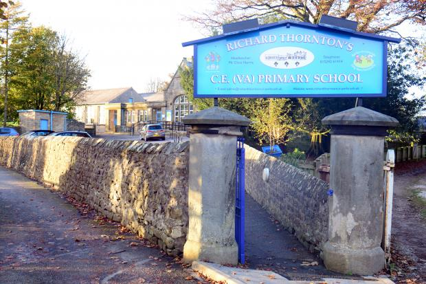 Open day: Richard Thornton's CE Primary School at Burton-in-Lonsdale