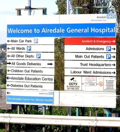 Airedale Hospital's pathology department is to get a £400,000 upgrade