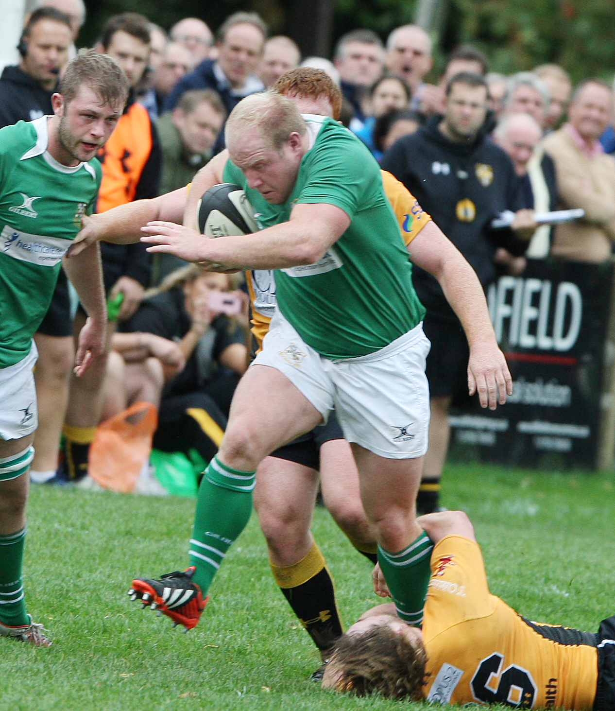 Wharfedale home in on ending poor run