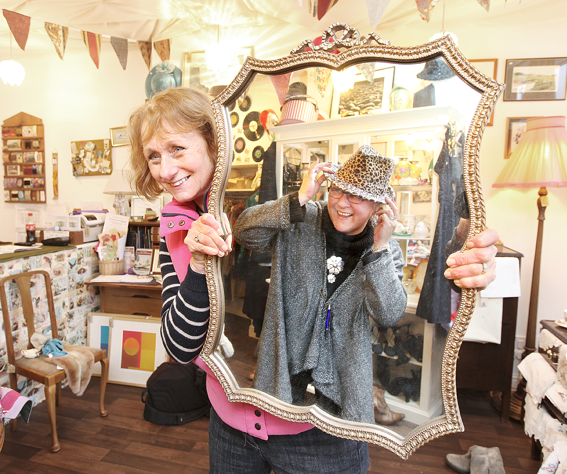 Skipton charity shop Birdcage in the running for micro-enterprise award