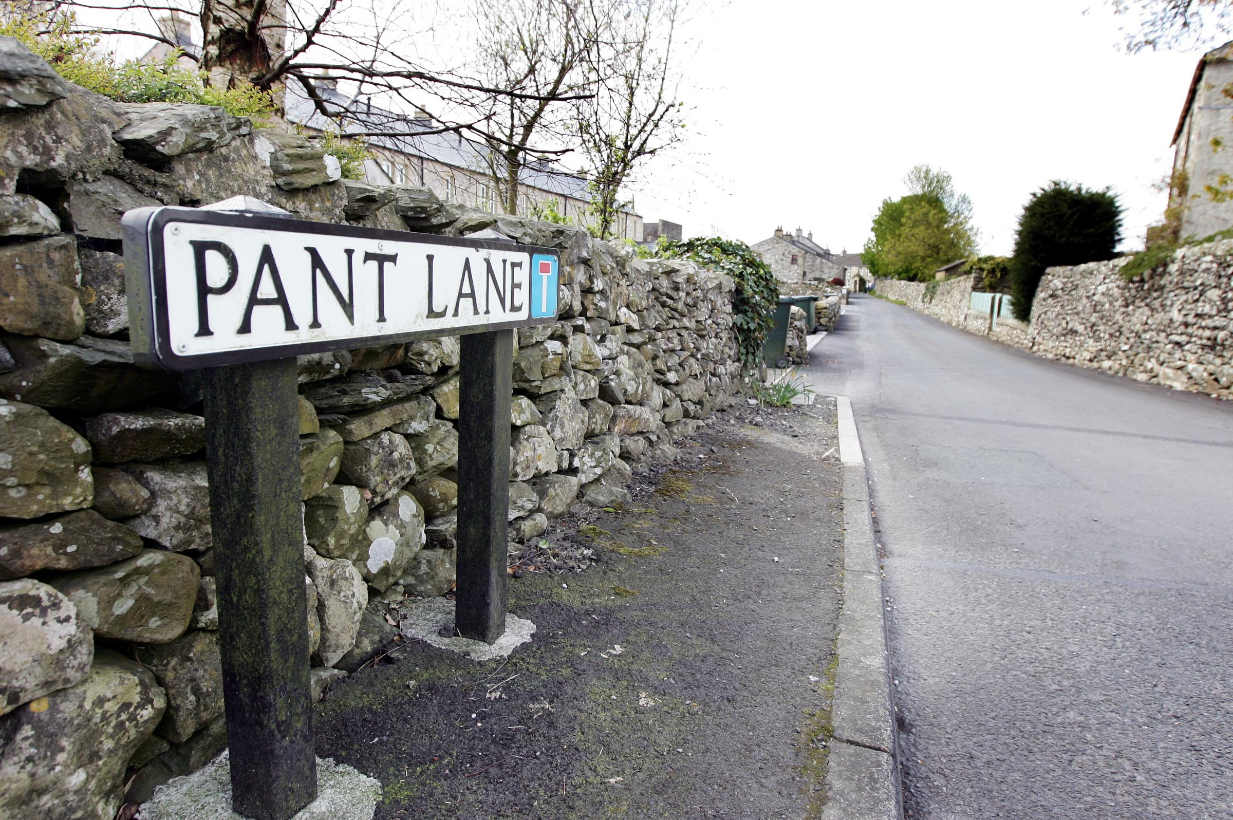 The homes have been built on Pant Lane, Austwick