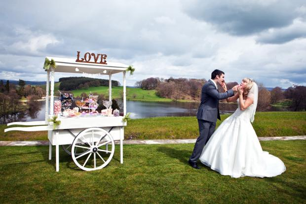 Craven Herald: The Craven Herald wedding fair takes place on Sunday