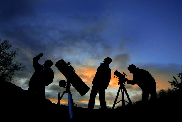 People are being invited to an 'astromeet' in Lothersdale