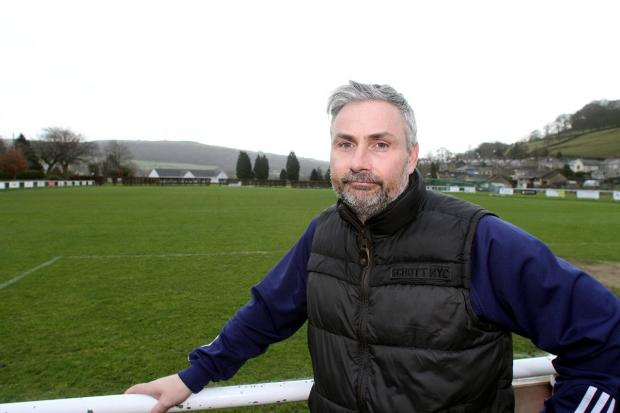 Steeton manager Roy Mason is hoping for a break in the weather