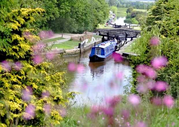 The Canal and River Trust are calling for volunteers to help at its locks at Bank Newton (pictured) and Gargrave