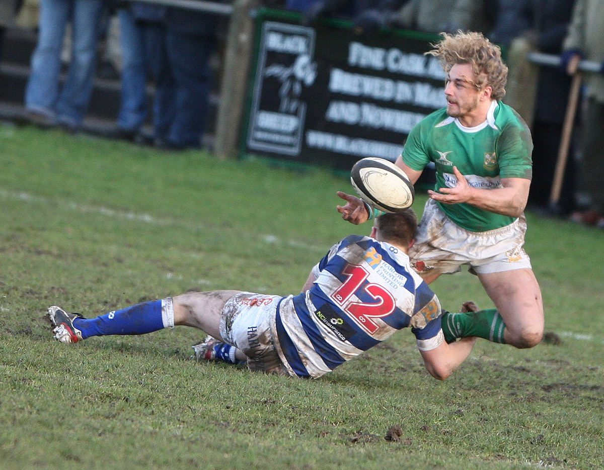 Aaron Myers came in for praise from Wharfedale coach Jon Feeley after an uneven team performance at Henley