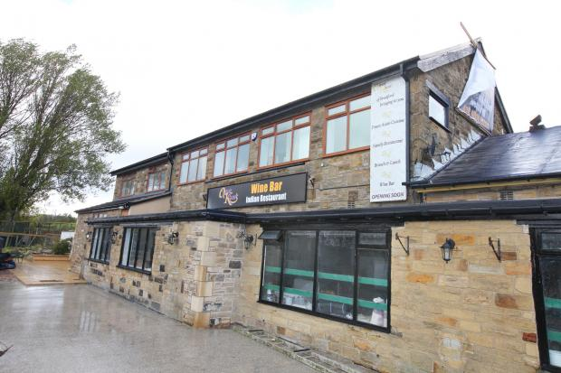 Meeting venue: Omar Khan's restaurant in Skipton
