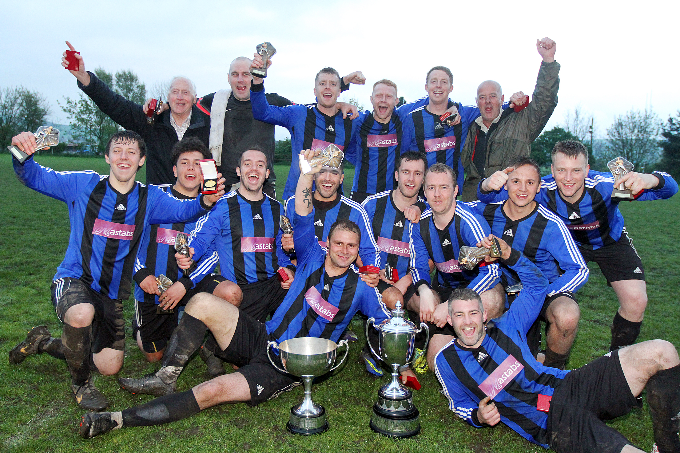 Skipton LMS power to League Cup win