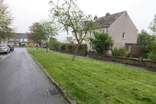 Craven Herald: Meadow Croft , Cononley - Plans turned down for Parking Bays along the grass verges. . (6262421)