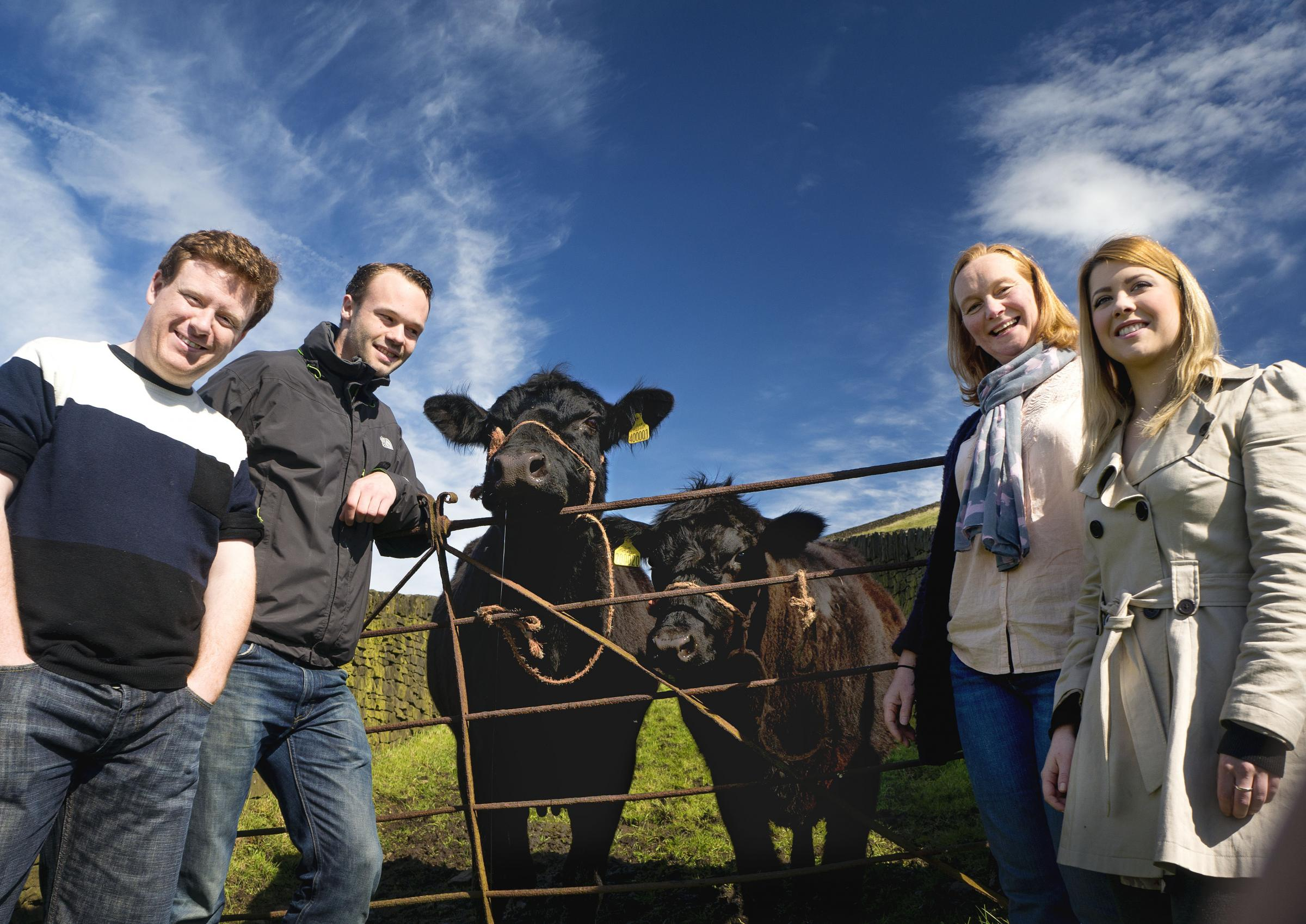 Mikron Theatre Company stages Till the Cows Come Home