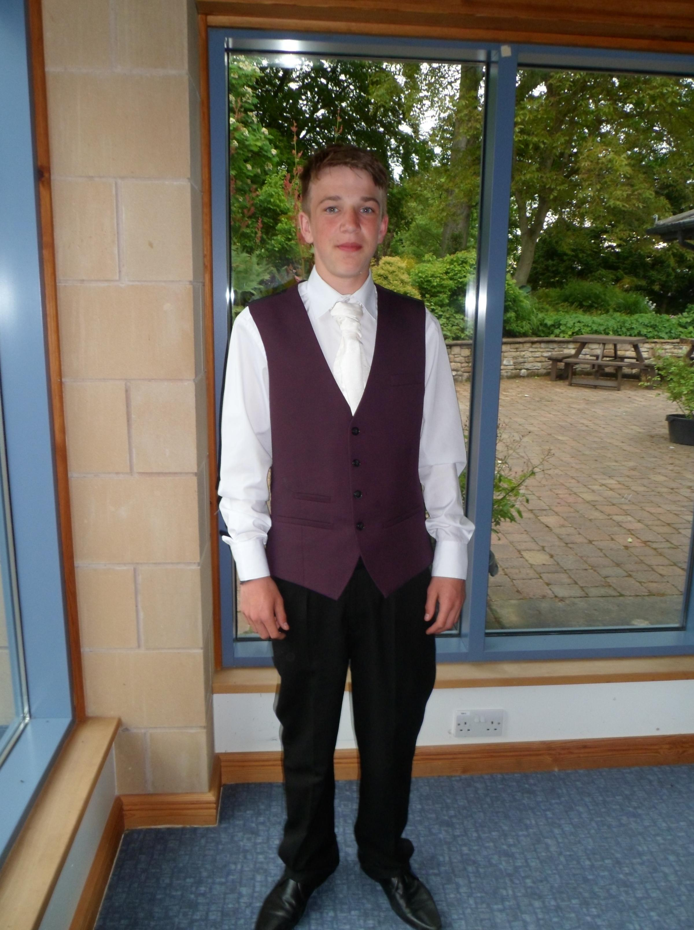 James Goodship, 17, who died in a tragedy at Foulridge reservoir