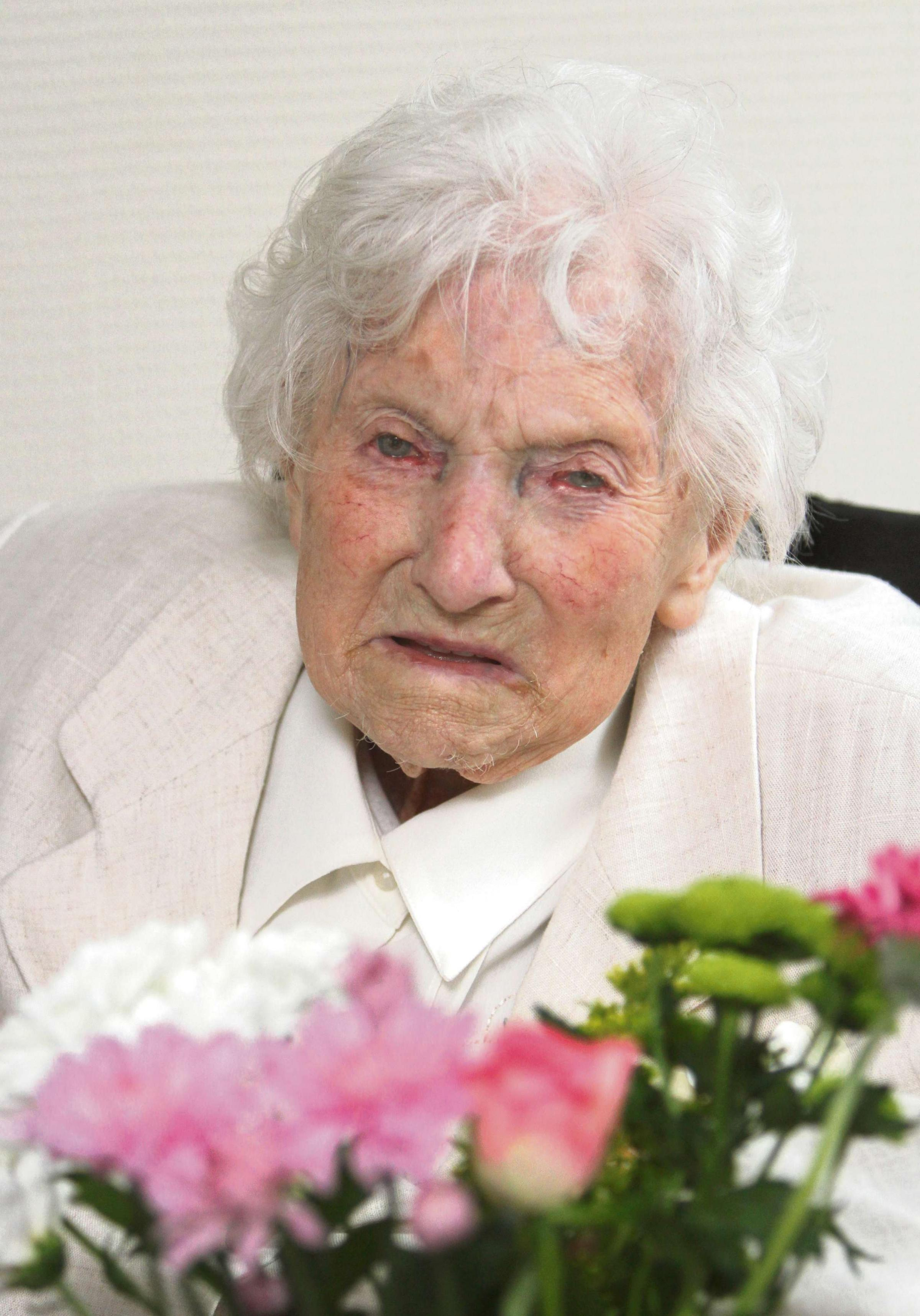Alice celebrates 100th birthday
