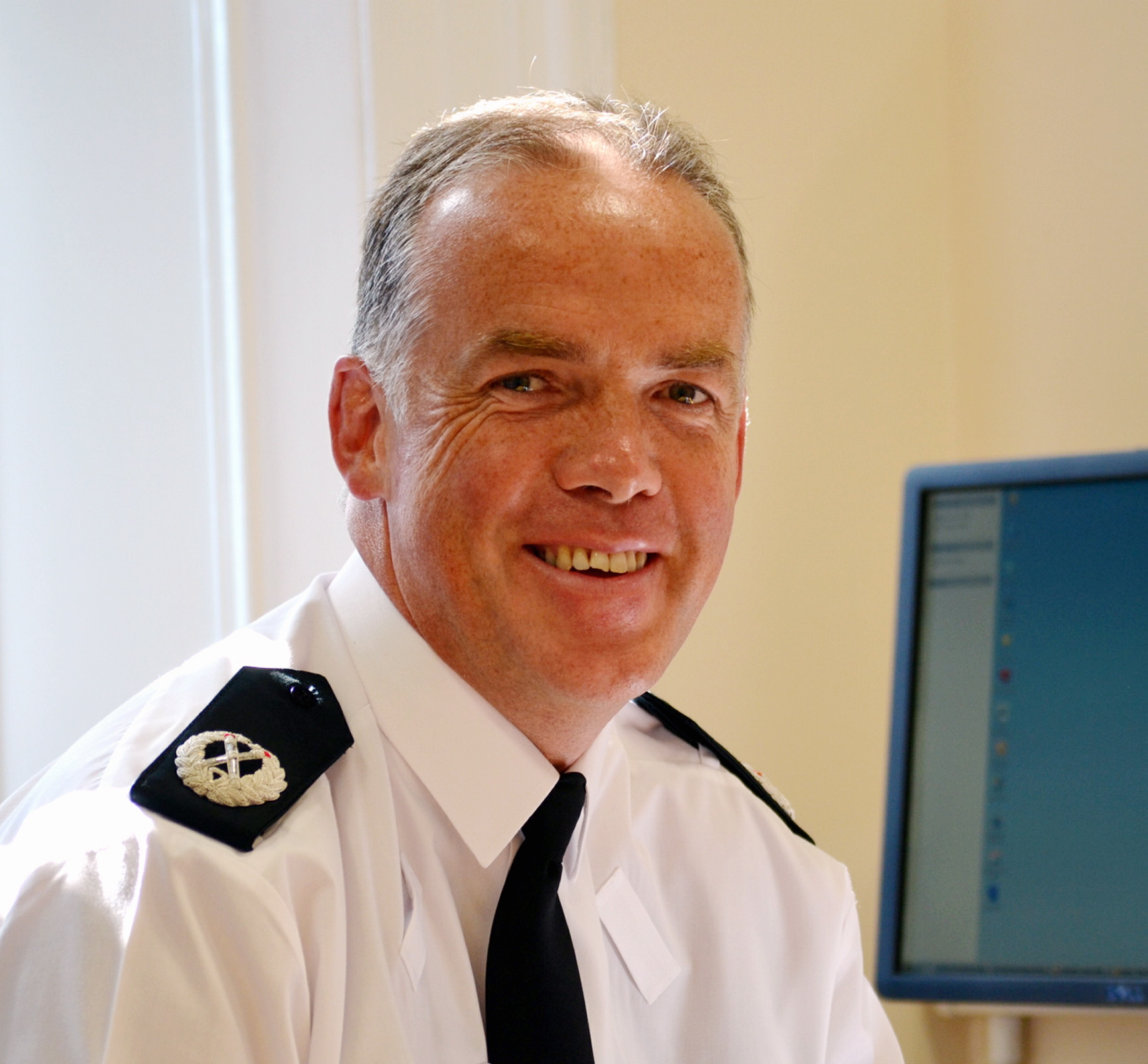 Pic for single by JL  New Assistant Chief Constable Paul Kennedy  (8856860)
