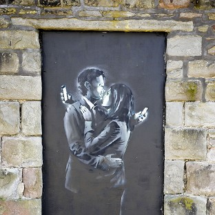 Banksy art sale saves youth club