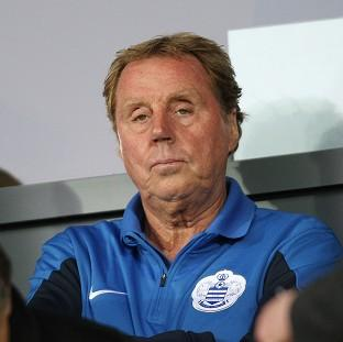 Harry Redknapp was furious with his s