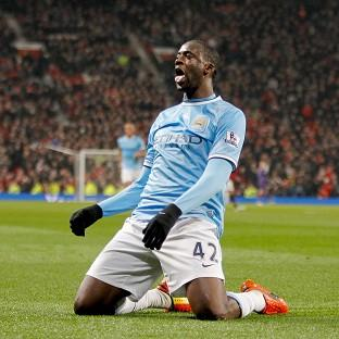 Yaya Toure was subjected to racist chanting at C