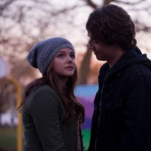 Chloe Grace Moretz plays injured cellist Mia in If I Stay