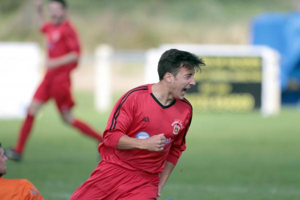 Craig Nicholls scored one and set one up for Silsden