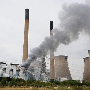 A fire at Ferrybridge power station is among the concerns relating to peak winter power ou