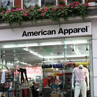 American Apparel disputed claims that the ads were part of a back to school c