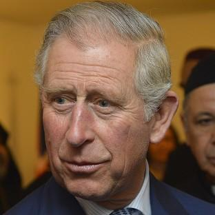 The Prince of Wales described his sadness at the persecution of certain religions in Iraq